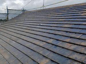 屋根塗装 施工前(Before)